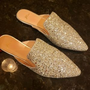 *CLOSET CLEANOUT* J.Crew Sparkly Loafers